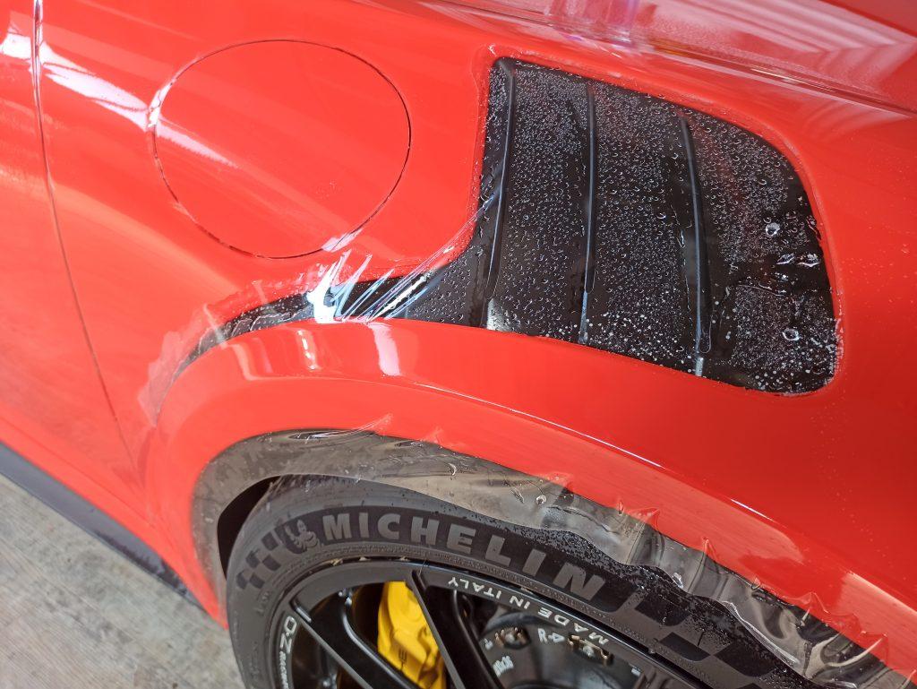 Porsche GT3RS - Pellicola protettiva - Cantarelli Group