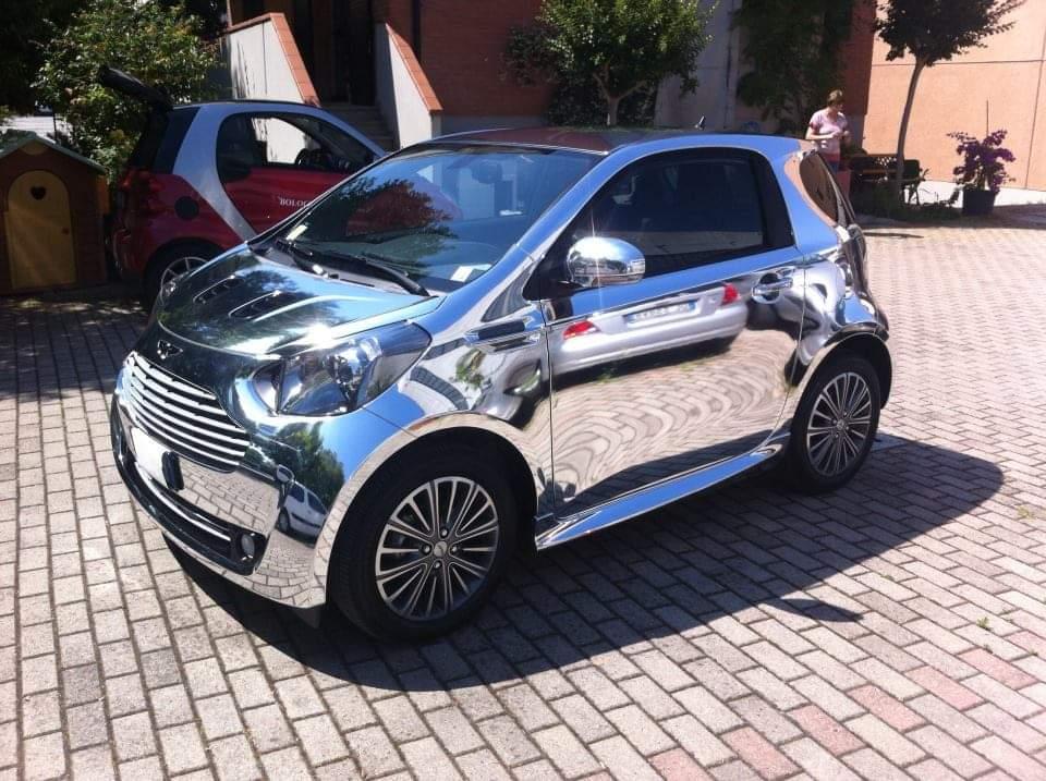 Aston Martin Specchio - cantarelli Group