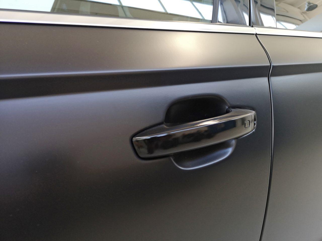 Audi Car Wrapping - Cantarelli Group