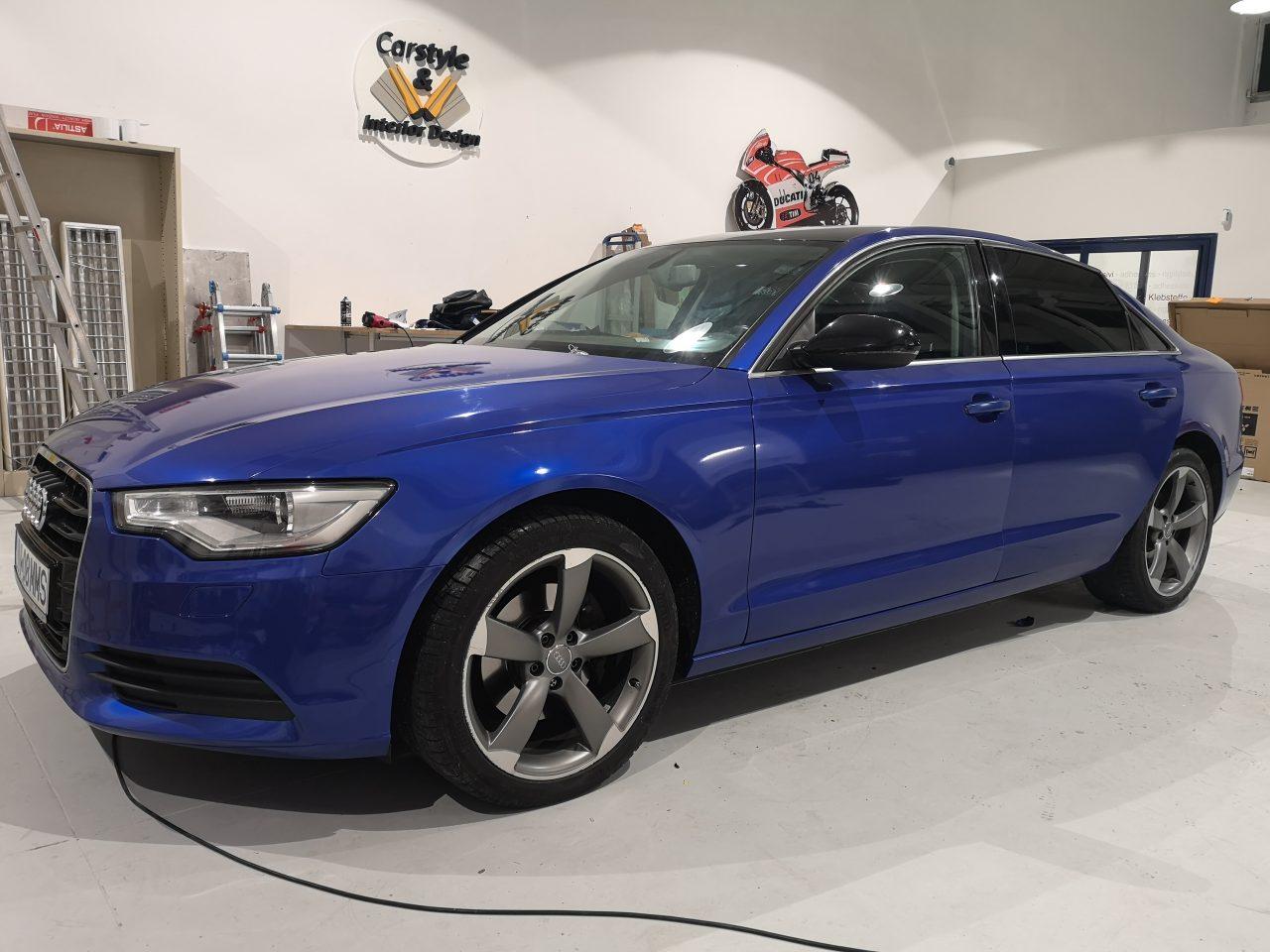 Audi Wrapping - Cantarelli Group
