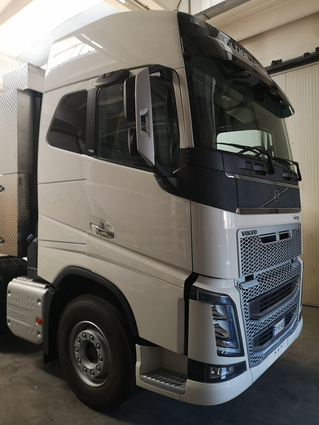 Scania Wrapping - cantarelli group